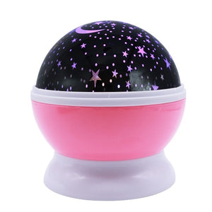 Starry Sky LED Night Light Projector Night Light for Children - Daily Tech Bargains