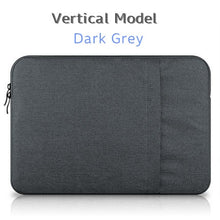 "Load image into Gallery viewer, Aigreen Universal Laptop Sleeve 11"" 13"" 14"" 15.4"" 15.6"" Sizes - Daily Tech Bargains"