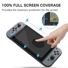 Load image into Gallery viewer, Premium Tempered Glass Screen Protector & Joystick Pads For Nintendo Switch - Daily Tech Bargains