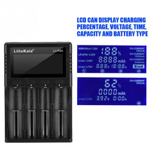 Load image into Gallery viewer, LCD AA/AAA NiMH and Li-Ion Battery Charger - Daily Tech Bargains