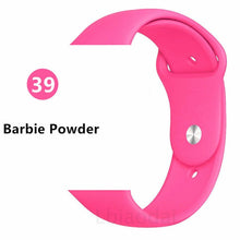 Load image into Gallery viewer, Sport Silicone Apple Watch Band 38mm 40mm - Daily Tech Bargains