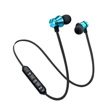 Load image into Gallery viewer, Wireless Magnetic Bluetooth Earbuds With Microphone For Sports and Running IPX4 Waterproof - Daily Tech Bargains