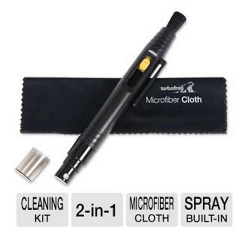Digital Camera Cleaning Pen - 2-in-1 Microfiber Cleaning Cloth - Daily Tech Bargains