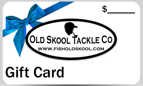 Old Skool Tackle Company Gift Cards