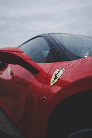 Ferrari, Red, Car, Sports Car