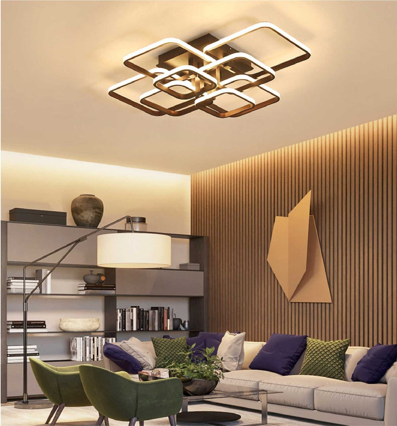Modern Square LED Ceiling Lights