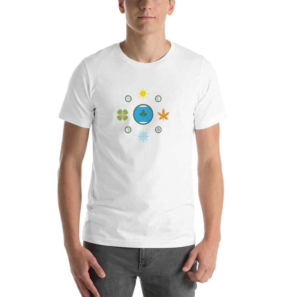 Nature Cycles Unisex T-shirt