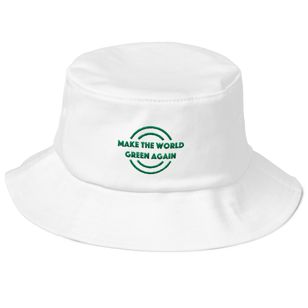 Make The World Green Again Bucket Hat