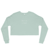 Free As A Bird Energy Crop Sweatshirt
