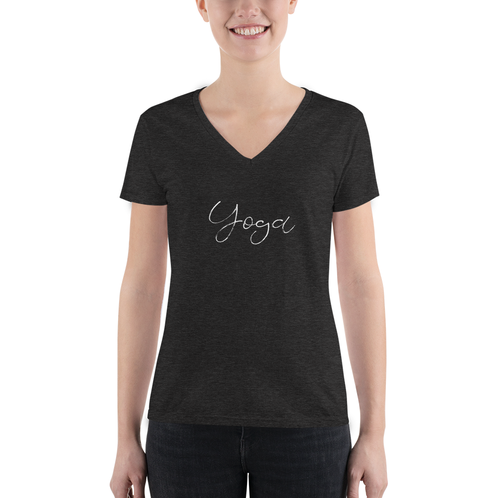 Yoga Women's V-neck