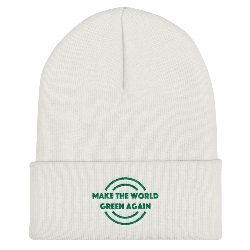 Make The World Green Again Beanie