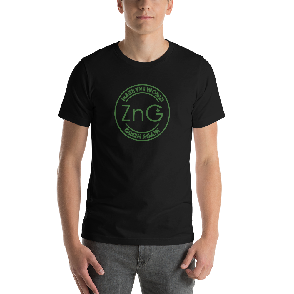 Make The World Green Again Unisex T-shirt