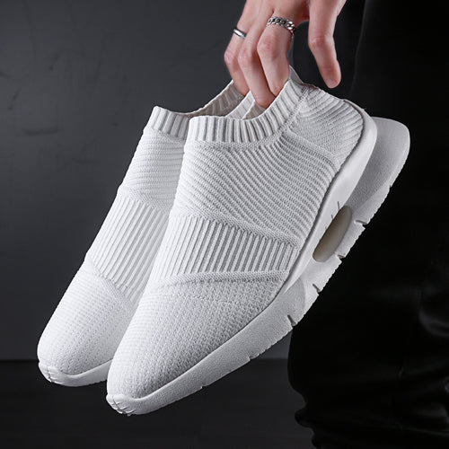 New Men's Casual Shoes Mesh Breathable