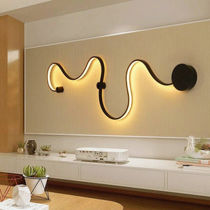 Modern Abstract LED Wall/Ceiling Lights™