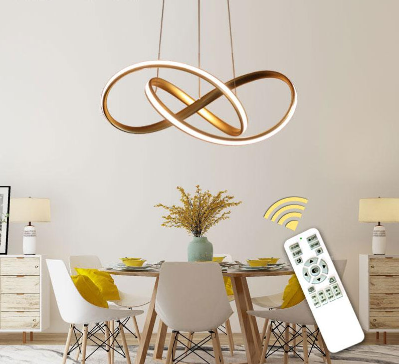 Infinite Waves LED Pendant Ceiling Light™ -