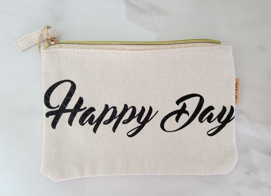 Happy Day - Accessory Bag