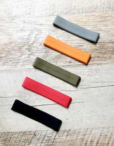 Dango Silicone Wallet Bands - Multiple Colors