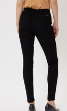 Load image into Gallery viewer, Kancan High-Rise Skinny Black Jeans