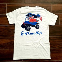 Load image into Gallery viewer, Golf Cart Life T-Shirt