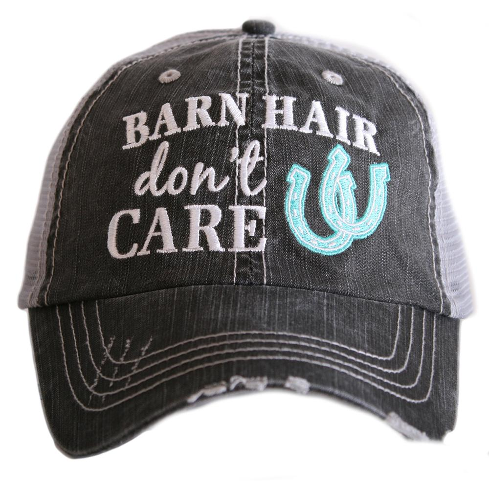 Barn Hair Don't Care KIDS Hats - Multiple Colors!