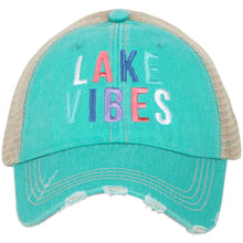Load image into Gallery viewer, Lake Vibes Hat