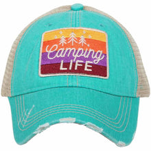 Load image into Gallery viewer, Katydid Camping Life Wholesale Trucker Hats