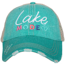 Load image into Gallery viewer, Lake Mode Trucker Hats