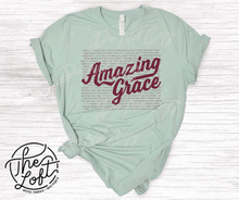Load image into Gallery viewer, Amazing Grace Tee - 1XL Left