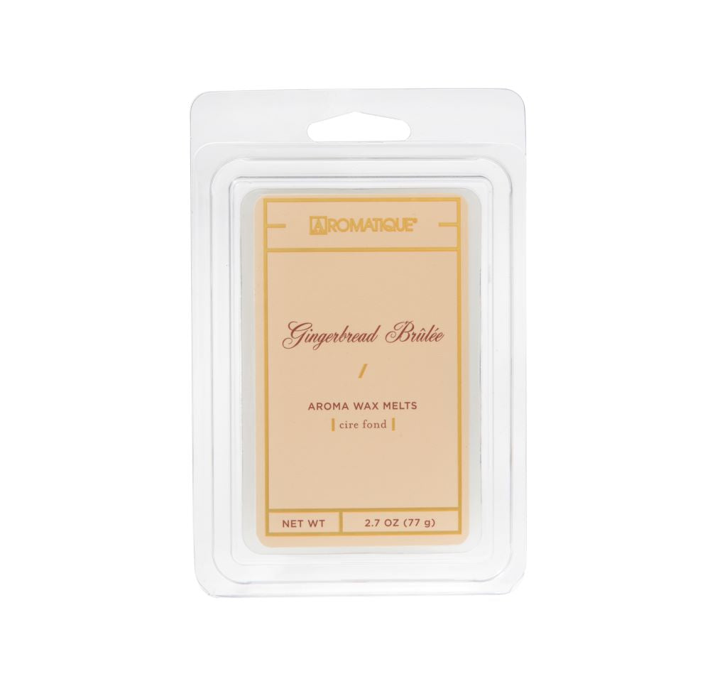 Gingerbread Brulee - Aromatique - Wax Melts