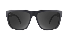 Load image into Gallery viewer, Seventy Nines - Matte Black Polarized Sunglasses