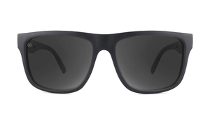 Seventy Nines - Matte Black Polarized Sunglasses