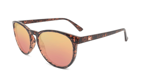 Mai Tais - Pink Ink Polarized Sunglasses