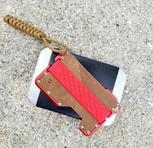 Load image into Gallery viewer, DANGO D01 DAPPER WALLET - SPECIAL EDITION: REDLINE