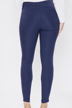 Load image into Gallery viewer, Skinny Jean - Navy Super Stretchy