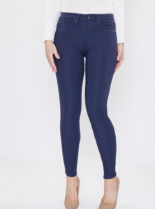 Skinny Jean - Navy Super Stretchy