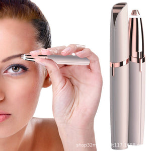 STL Electric Portable Eyebrow Trimmer