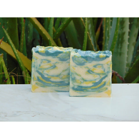 Ylang Ylang & Bergamot Soap 4 oz Bar
