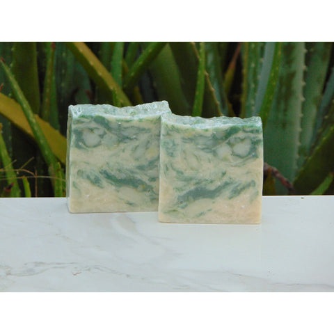 Spearmint Fragrance Soap 4.0 oz Bar