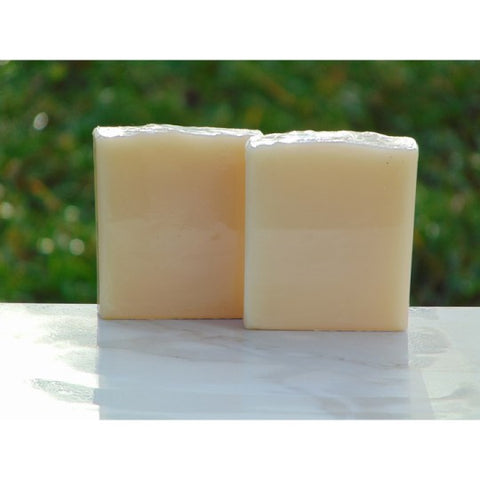 Coconut Soap Unscented 6 oz Bar