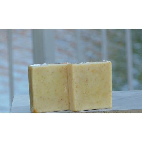 Calendula Infused Soap Unscented