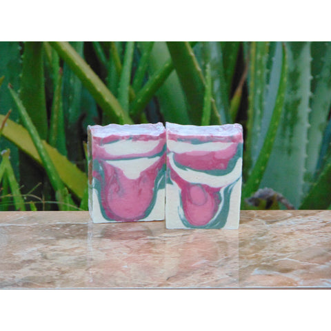 Rose Garden Fragrance Soap 3 oz Bar