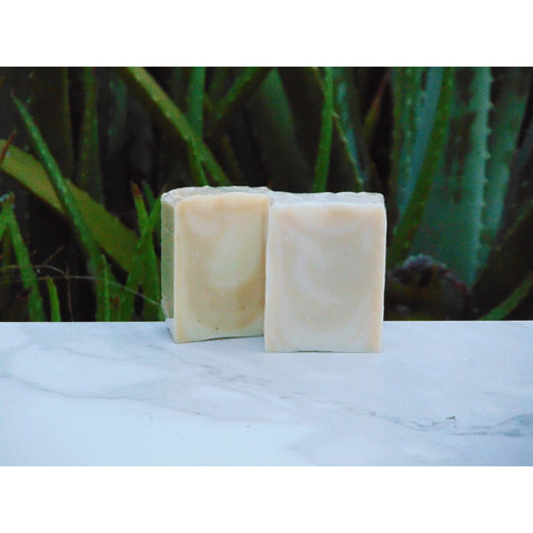 Turmeric Unscented Soap 3 oz Bar