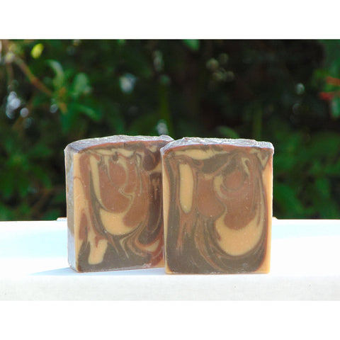 Chestnut Brown Sugar Fragrance Soap 6 oz Bar