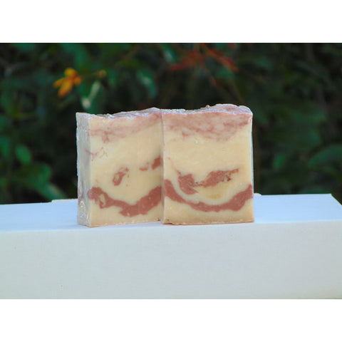 Rosemary & Carrot Soap 4.5 oz Bar