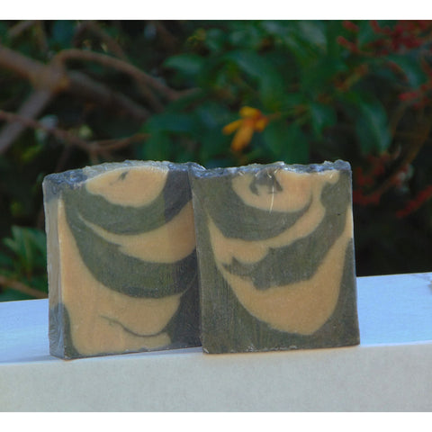 Charcoal & Neem Unscented Soap 5.5 oz Bar