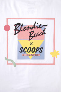 Blondie Beach X Scoops T-Shirt