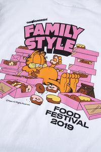 Garfield X The Hundreds Donut T-Shirt