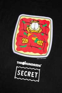 Secret Lasagna X Garfield X The Hundreds T-Shirt