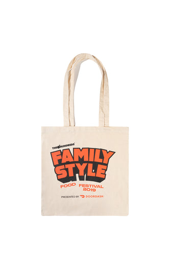 Family Style Tote