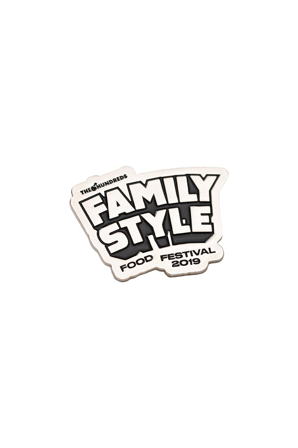 Family Style Pin